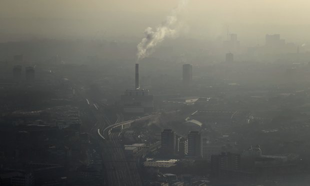 The UK's deadly air pollution can be cured: here's how