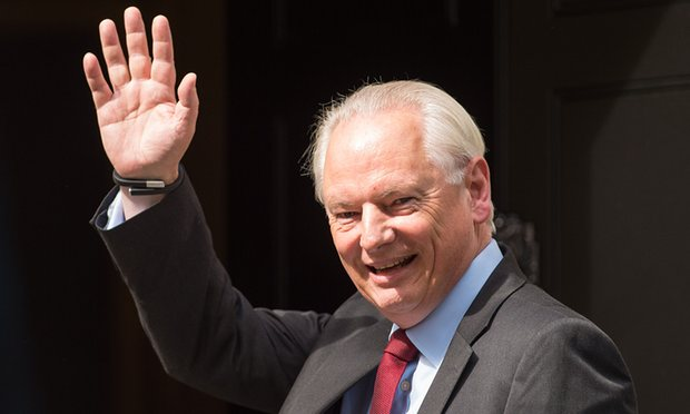 Francis Maude's legacy on shared services is looking shaky