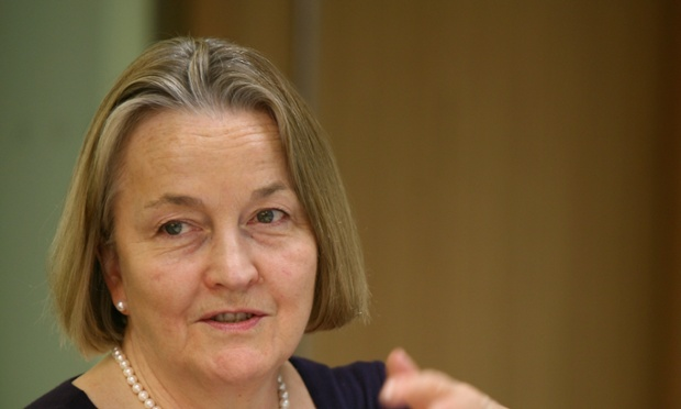 'Some chief executives are surprised by the loneliness' – Dame Mary Marsh